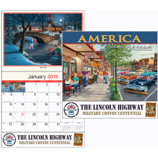 "2019 ""America Remembered"" Calendar"