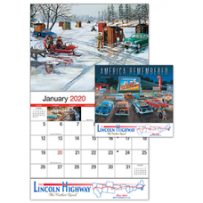 "2020 ""America Remembered"" Calendar"