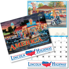 "2016 ""America Remembered"" Calendar"