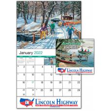 "2022 ""America Remembered"" Calendar"
