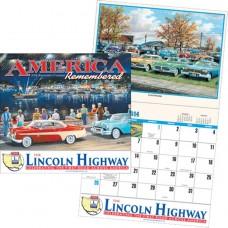 "2014 ""America Remembered"" Calendar"