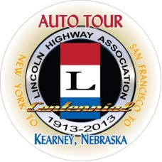 2013 Auto Tour Decal