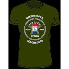 2019 Military Convoy Centennial T-Shirt