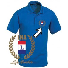 Lincoln Highway Life Member Polo Shirt