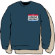 Lincoln Highway Sheild Sweatshirt