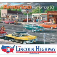 "2017 ""America Remembered"" Calendar"