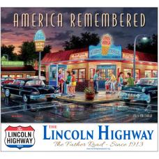 "2021 ""America Remembered"" Calendar"