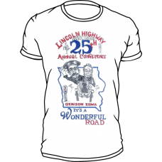 2017 Lincoln Highway Conference T-Shirt