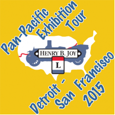 Henry B Joy Pan-Pacific Exhibition Tour T-Shirt