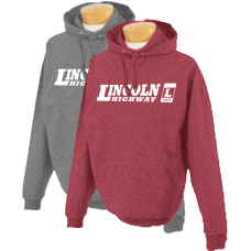 Lincoln Highway Collegiate Hoodie
