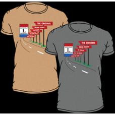 Road Sign T-Shirt