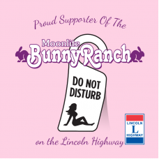 """Limited Edition"" Bunny Ranch T-Shirt"