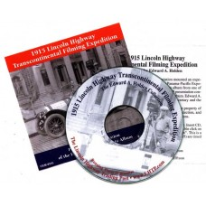 The 1915 LH Transcontinental Filming Expedition CD