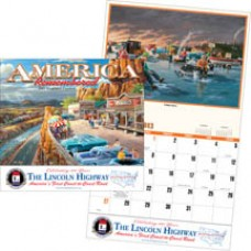 "2013 ""America Remembered"" Calendar"