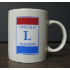 Lincoln Highway Ceramic Coffee Mug
