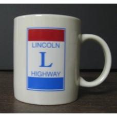 Lincoln Highway Ceramic Coffee Mug