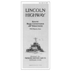 Lincoln Highway: Route Road Conditions and Directions