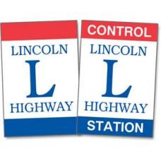 Reflective Road Sign