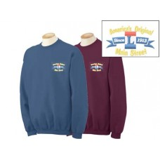 """America's Original Main Street"" logo Sweatshirt"