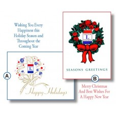 Lincoln Highway Holiday Cards (25 Pack)