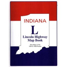 Indiana Lincoln Highway Map Book