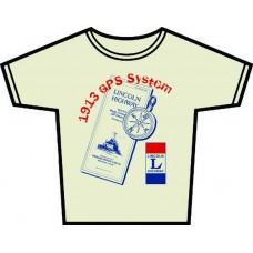 """1913 GPS System"" T-Shirt"