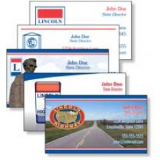 Lincoln Highway Business Cards