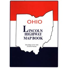 Ohio Lincoln Highway Map Book