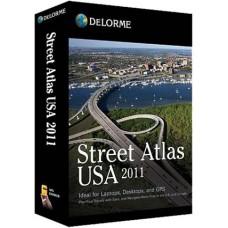 DeLorme® Street Atlas 2011 USA®