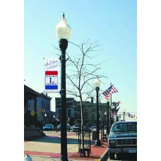 Vinyl Street Pole Banners