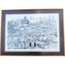 Limited Edition Centennial Print